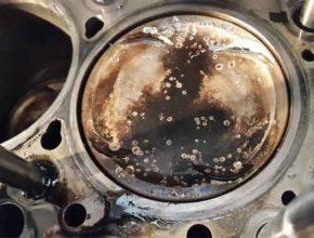 Фильтр картерных газов: система вентиляции картера автомобильного мотора