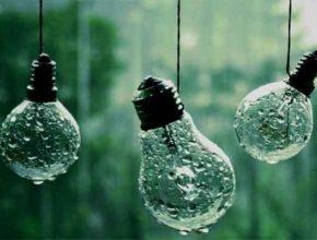Капли дождя решили использовать учёные для генерации электрической энергии