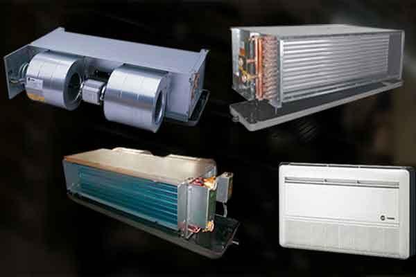 Фанкойл: функциональный блок системы нагрева-охлаждения воздуха помещений