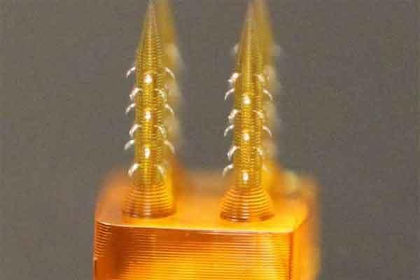 Микроскопическая медицинская игла новой конструкции создана учёными