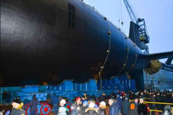 Лайка – новая российская субмарина глазами зарубежных гостей