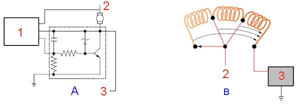 Автокондиционер и схемы регуляторов скорости вентиляторов