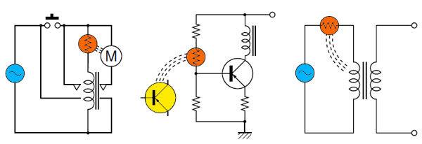 Позистор и схемы защиты различных устройств