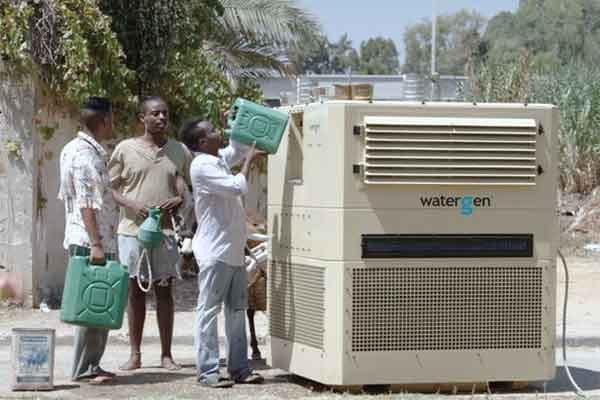 Air-gen: инновационная система генерации электричества из воздуха