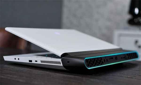 Игровой ноутбук модели «Alienware Area-51m»