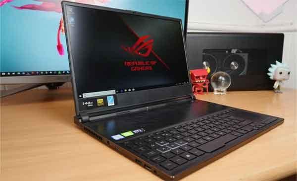 Игровой ноутбук модели «Asus ROG Zephyrus S GX531GX»