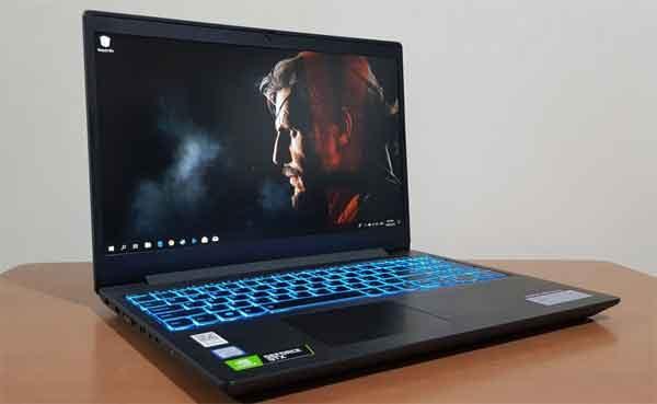 Игровой ноутбук модели «Lenovo Ideapad L340»