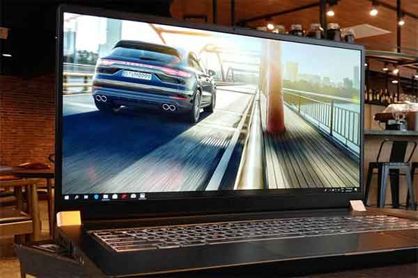 Игровой ноутбук модели «MSI GS75 Stealth»