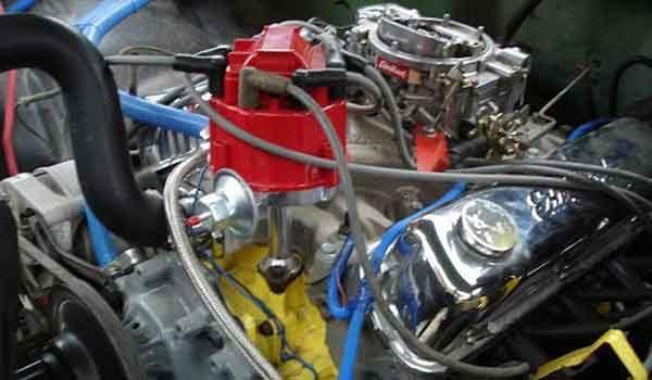 Система зажигания автомобиля - требования к прокладке проводлников