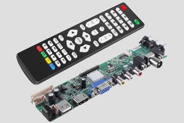 Скалер: как сделать полноценный телевизор из ЖК матрицы монитора компьютера