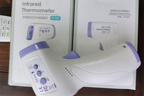 Бесконтактный термометр: технология измерения температуры объекта на дистанции