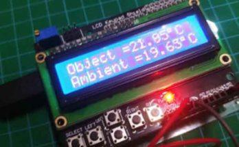 Бесконтактный термометр: как сделать инфракрасный градусник своими руками?