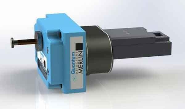 Квантовый детектор под конструкцию бесконтактного термометра