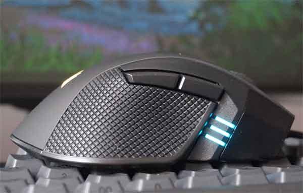 Геймерские мыши: модель элитного класса Corsair Ironclaw RGB