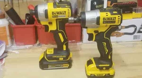 Ударный гайковёрт: модель DeWalt Xtreme 12V MAX Impact Wrench