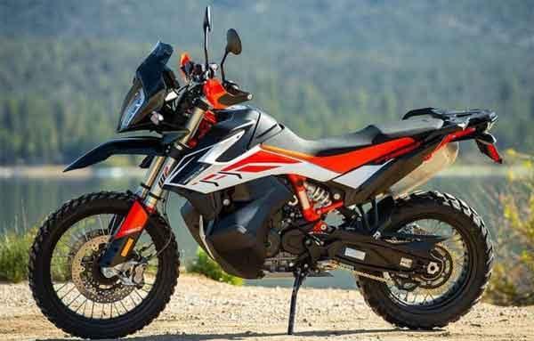 Мотоциклы: модель KTM 790 Adventure R