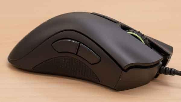 Геймерские мыши: модель эитного класса Razer DeathAdder Elite