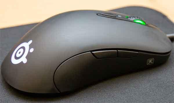 Геймерская мышь: модель элитного класса SteelSeries Sensei Ten
