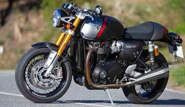Мотоциклы: модель Triumph Thruxton RS