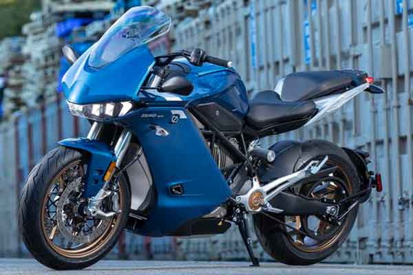 Мотоциклы: модель Zero SR/S