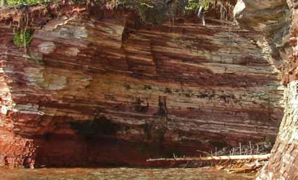 Песчаник - как определить осадочную горную породу?