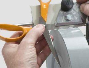 Ножницы бытовые: как выполнить заточку бытовых ножниц своими руками?