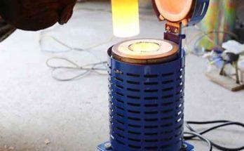 Точное литьё по выплавляемым моделям: машины производства ювелирных изделий