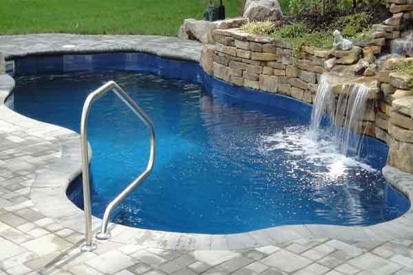 Бассейн из бетона: как сделать индивидуальный водоём своими руками