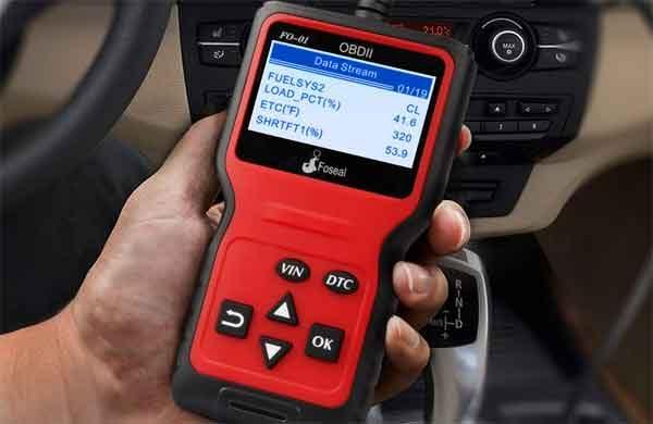 Диагностический сканер Foseal F0-01 для автомобиля