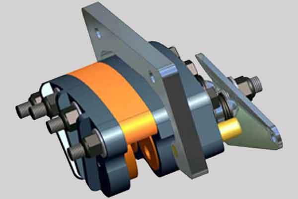 Тормоз ветрогенератора - конструкция системы торможения механического действия