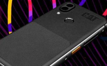 Смартфон Cat S62 Pro с тепловизором появился на коммерческом рынке