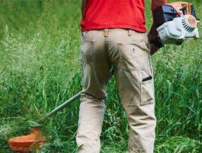 Струнные триммеры: лучшие модели инструментов для обработки газонов