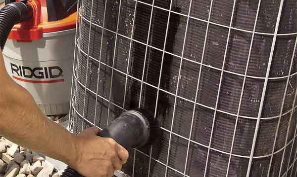 Сплит-система и чистка конденсатора внешнего блока