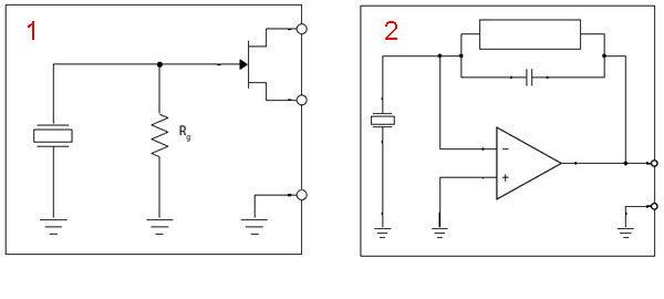 Датчики на движение - две разные схемы приборов