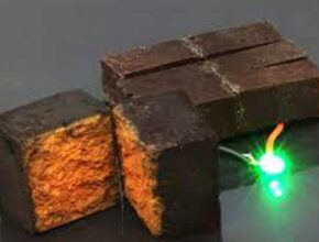 Строительный кирпич учёные сделали источником электроэнергии