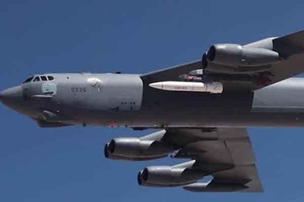 Американская гиперзвуковая ракета AGM-183A совершила первый полёт