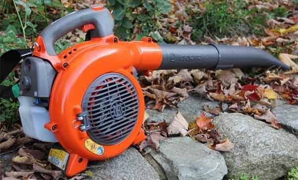 Пылесос для листьев - модель Husqvarna-125BVX