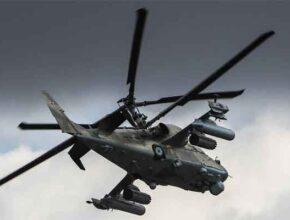 Вертолёт Ка-52М после модернизации совершил первый тестовый полёт