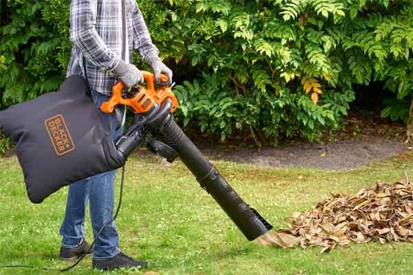 Пылесос для листьев: лучшие пять моделей уборочной техники