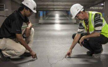 Растрескивание бетона: контроль трещин бетонных панелей необычной геометрией