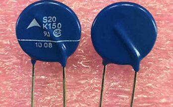 Варисторы SIOV: электронные полупроводники защиты от перенапряжений