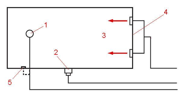 Плавательный бассейн инструкция по схеме подпитки лагуны