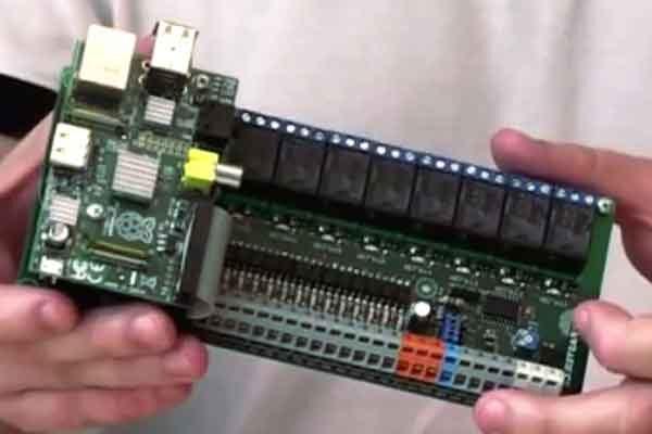 Релейный модуль под конструктор Raspberry Pi – описание платы расширения