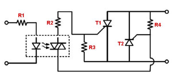 Как проверить твердотельное реле + схема прибора с оптической развязкой