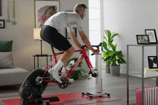 Велотренажёры Elite приближают виртуальность к реальности